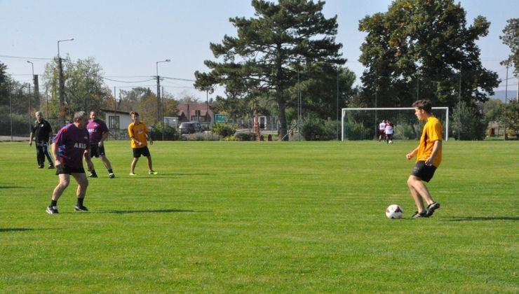 Edzőtábor - Balatonakali Ifjúsági Tábor - Futballpálya