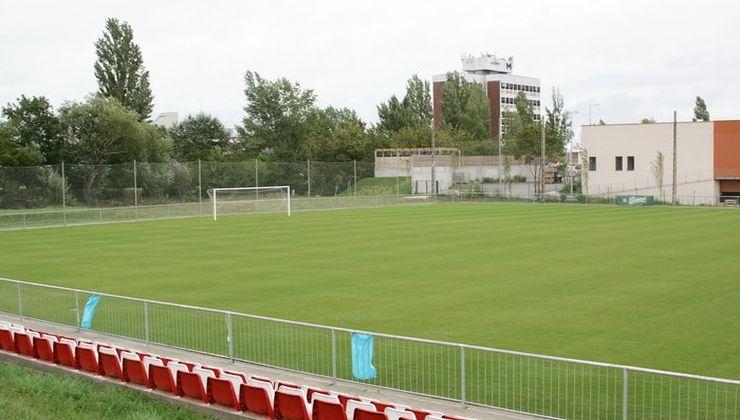 Edzőtábor - Balatonfüred Ifjúsági Hotel - Futballpálya