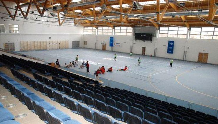 Edzőtábor - Balatonfüred Ifjúsági Hotel - Sportcsarnok