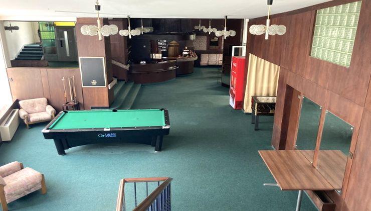 Edzőtábor - Balatonfüred Ifjúsági Hotel, előtér