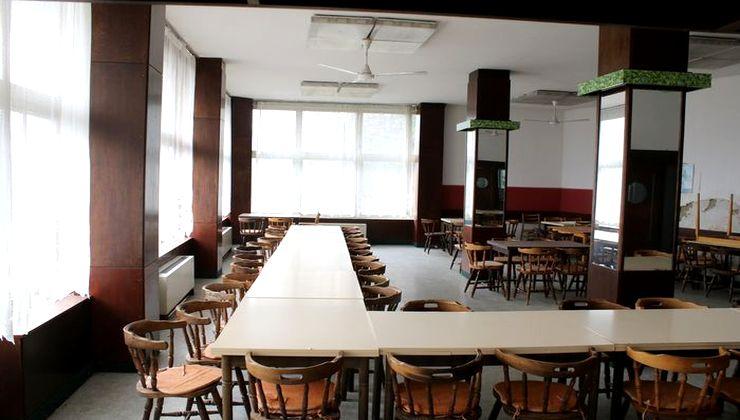 Edzőtábor - Balatonfüred Ifjúsági Hotel, étterem