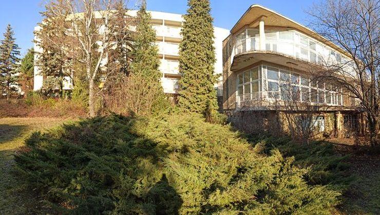 Edzőtábor - Balatonfüred Ifjúsági Hotel