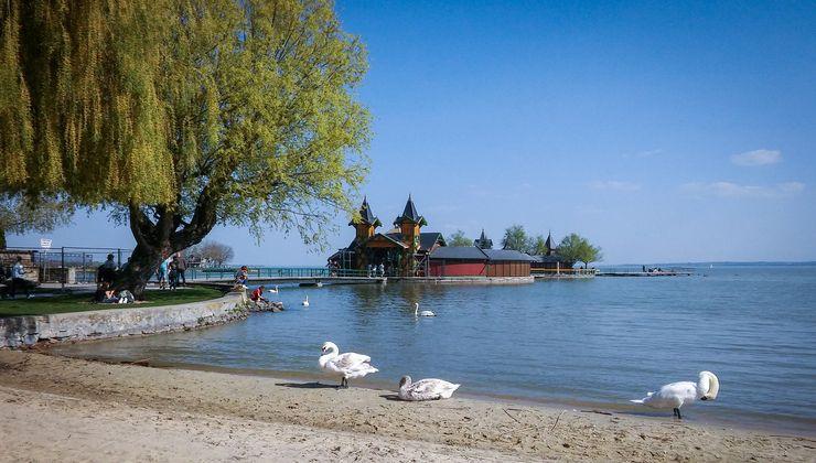 Edzőtábor, Keszthely Panzió és Tábor - Balaton