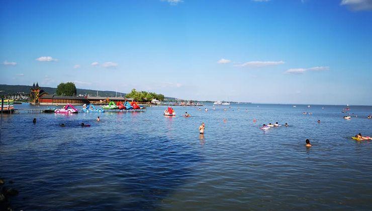 Edzőtábor, Keszthely Panzió és Tábor - Strand