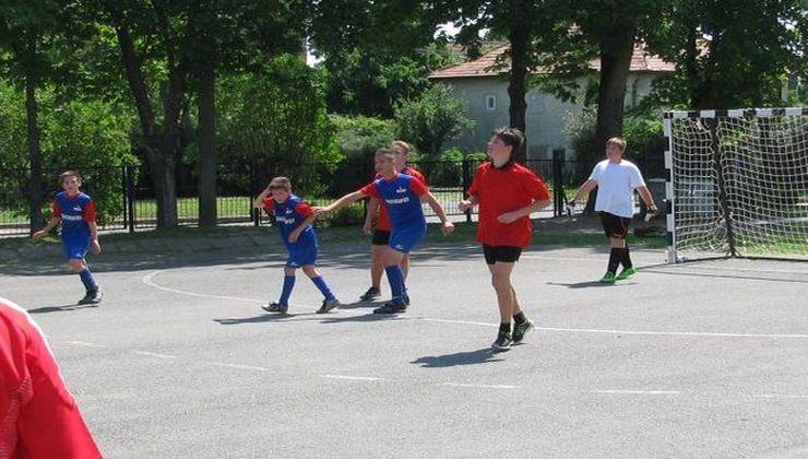Edzőtábor - Révfülöp Ifjúsági Hotel - Külső sportpálya