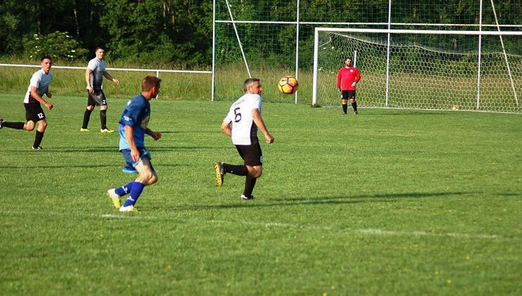 Edző - táborhelyszín - Zalacsány Panzió és Tábor - Futballpálya
