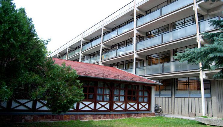 Edzőtábor - Balatonlelle Hotel Táborhelyszín 2