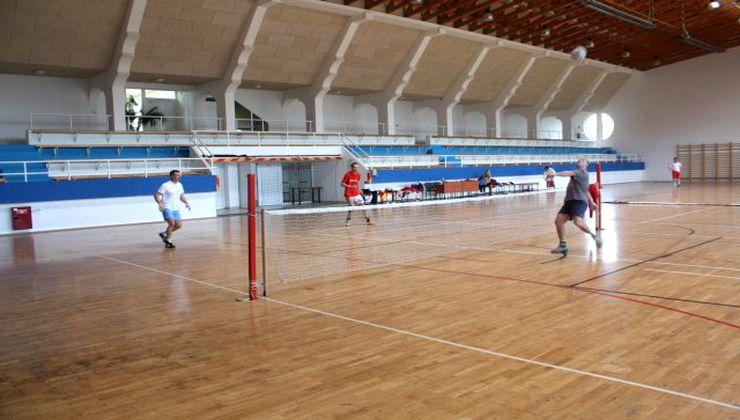 Edzőtábor - Balatonlelle Hotel Táborhelyszín - Sportcsarnok