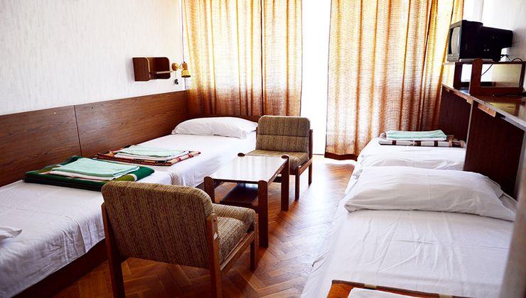 Edzőtábor - Balatonlelle Hotel Táborhelyszín - Szállás 2