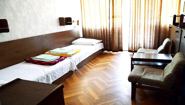 Edzőtábor - Balatonlelle Hotel Táborhelyszín - Szállás 3