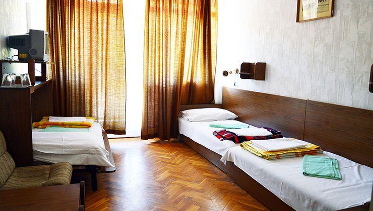 Edzőtábor - Balatonlelle Hotel Táborhelyszín - Szállás 4