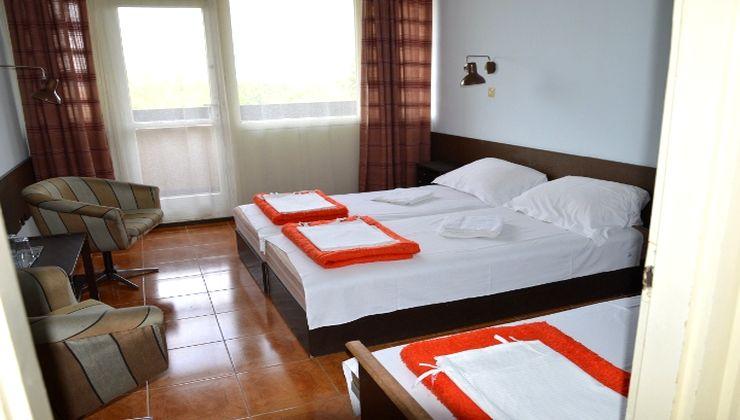 Edzőtábor - Balatonlelle Hotel Táborhelyszín - Szállás