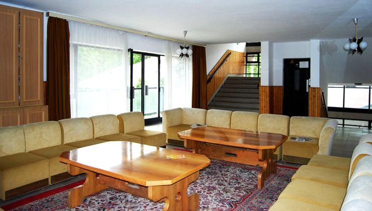 Edzőtábor - Balatonlelle Hotel Táborhelyszín - emeleti folyosó