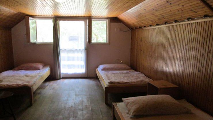 Edzőtábor - Balatonrendes-Pálköve Ifjúsági Tábor - Szállás 4
