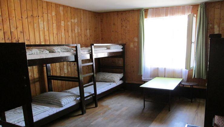 Edzőtábor - Balatonrendes-Pálköve Ifjúsági Tábor - Szállás