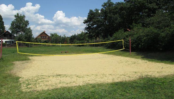 Edzőtábor - Balatonrendes-Pálköve Ifjúsági Tábor - strandröplabda pálya