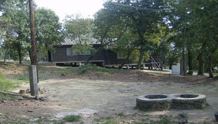 Edzőtábor - Balatonrendes-Pálköve Ifjúsági Tábor - tűzrakóhely