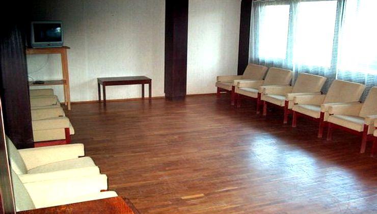 Edzőtábor - Balatonszárszó Ifjúsági Hotel és Tábor - terem