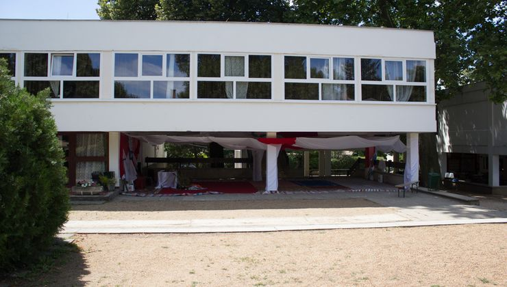 Edzőtábor - Balatonszemes Üdülő Tábor 2