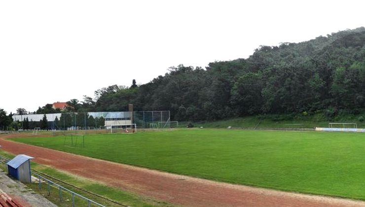 Edzőtábor - Fonyód Ifjúsági Tábor - Futballpálya 2