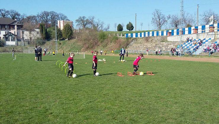 Edzőtábor - Fonyód Ifjúsági Tábor - Futballpálya 3