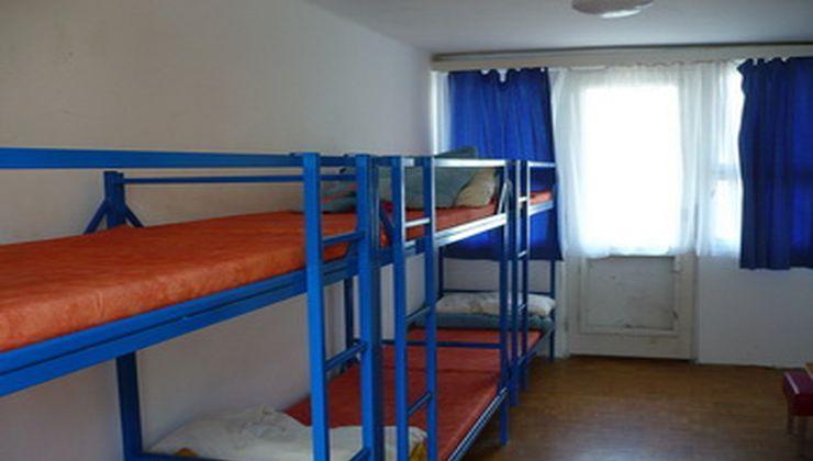 Edzőtábor - Fonyód Ifjúsági Tábor - Szállás, 6 fős szoba