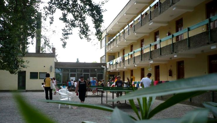 Edzőtábor - Fonyód Ifjúsági Tábor