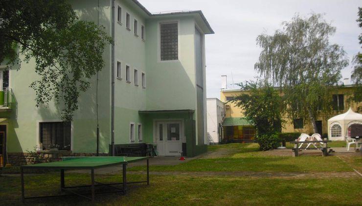 Edzőtábor - Gyenesdiás Ifjúsági Tábor - udvar 2