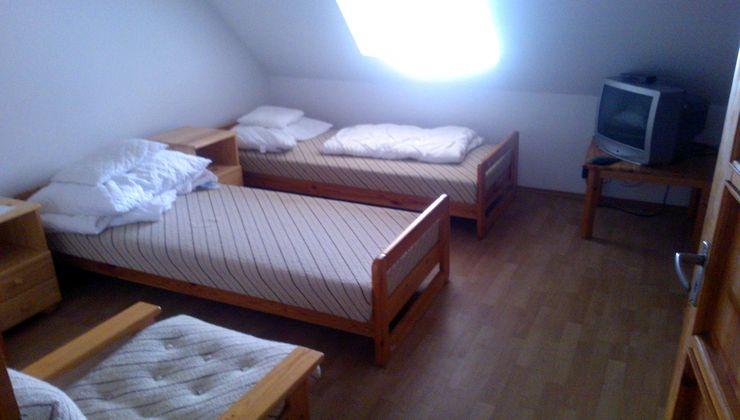 Edzőtábor, Pálköve Apartman Tábor - Szállás