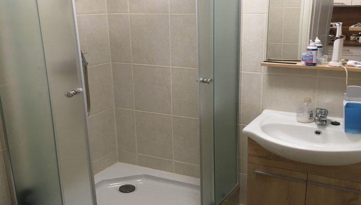Edzőtábor, Pálköve Apartman Tábor - fürdőszoba