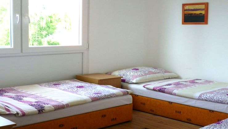 Edzőtábor - Siófok Ifjúsági Hotel - Tábor - Szállás 4