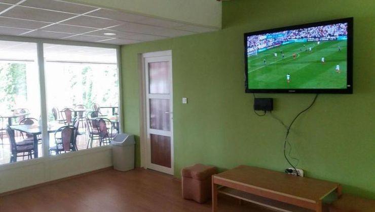 Edzőtábor - Siófok Ifjúsági Hotel - Tábor - klubterem