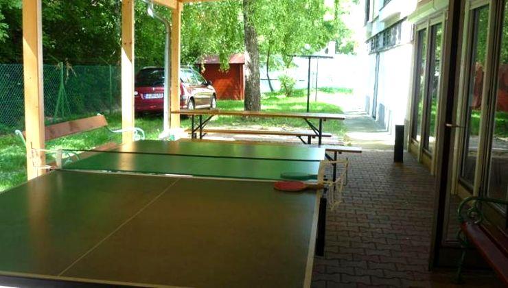 Edzőtábor - Siófok Ifjúsági Hotel - Tábor - sport
