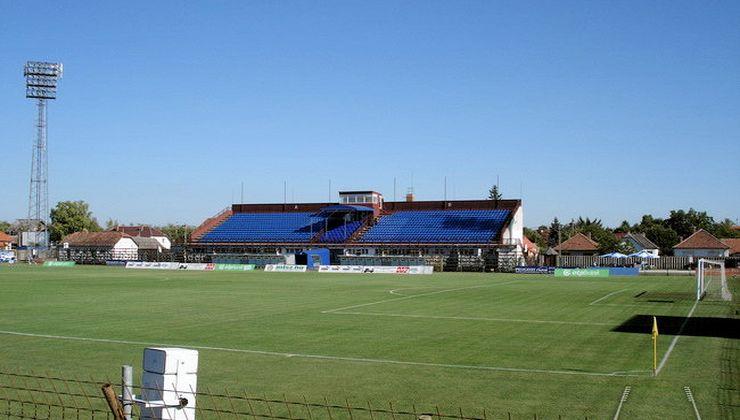 Edzőtábor - Siófok Üdülő - Tábor - stadion