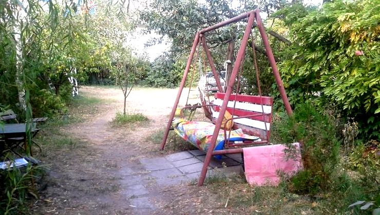 Edzőtábor - Siófok Üdülő és Táborhelyszín - udvar 2
