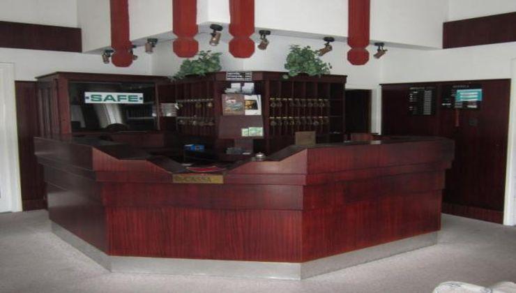 Edzőtábor - Zalakaros Hotel és Tábor - Recepció