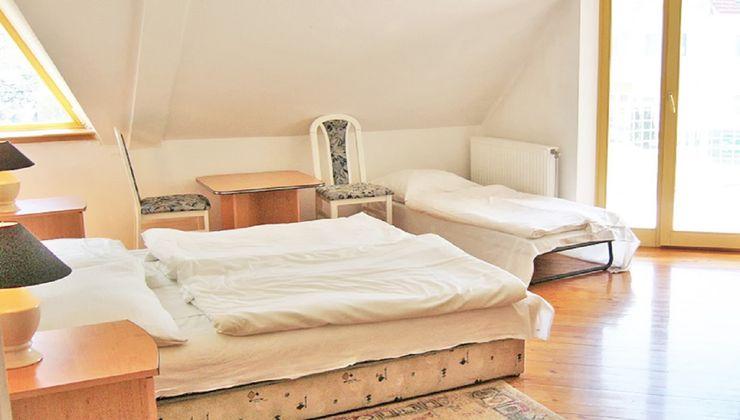 Edzőtábor - Zalakaros Hotel és Tábor - Szállás 3