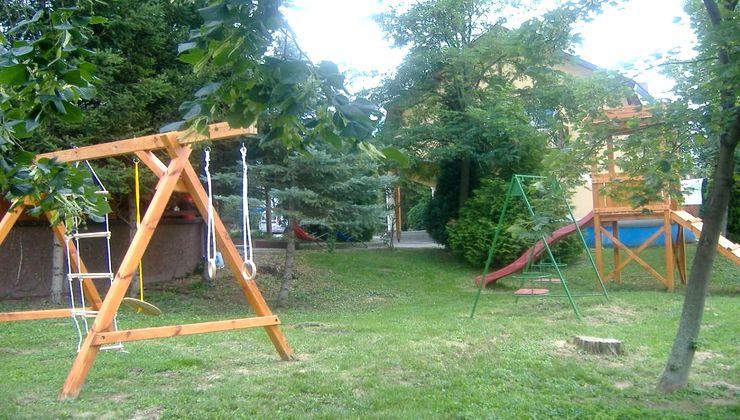 Edzőtábor helyszín - Kőszeg Panzió és Tábor - Udvar