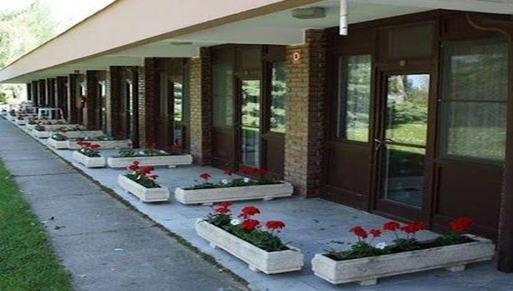 Edzőtábor helyszín - Zamárdi Üdülő és Hotel - Apartmanházak