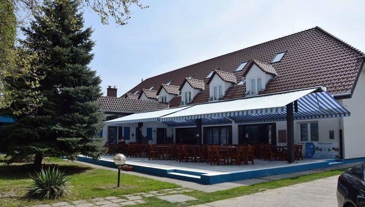 Edzőtábor helyszín - Zamárdi Üdülő és Hotel