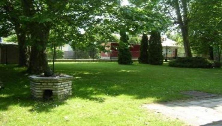 Edzőtábor helyszín - Zamárdi Üdülő és Tábor - udvar 2