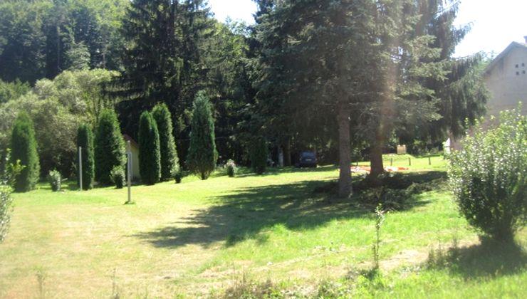 Edzőtábor, táborhely - Felsőszölnök Panzió és Tábor - udvar 2