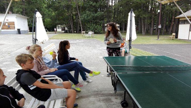 Edzőtábor, táborhely - Pilismarót Ifjúsági Tábor - szabadidő