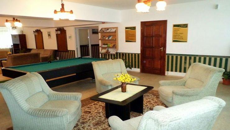 Edzőtábor, táborhely - Tata Hotel és Ifjúsági Tábor - aula 2