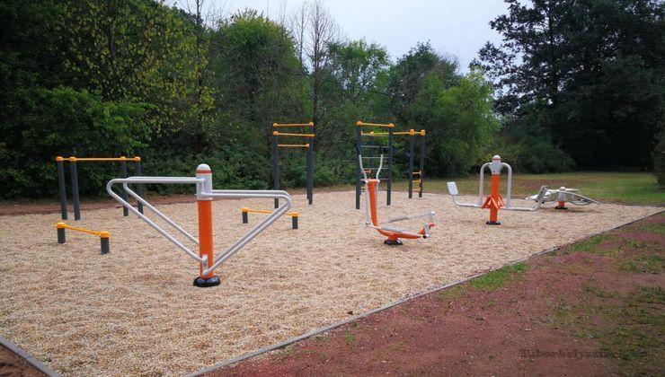Edzőtábor, táborhely - Tata Ifjúsági Tábor - Kondipark