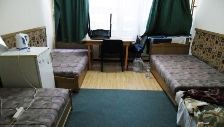 Edzőtábor, táborhely - Tata Ifjúsági Tábor - Szállás 2