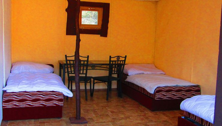 Edzőtábor, táborhely - Velence Ifjúsági Tábor - Szállás 2