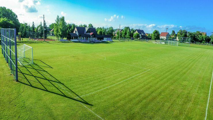 Edzőtábor, táborhelyszín - Dunaszeg Ifjúsági Tábor - Futballpálya