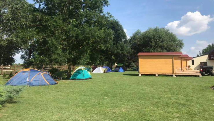 Edzőtábor, táborhelyszín - Dunaszeg Ifjúsági Tábor - Udvar 3