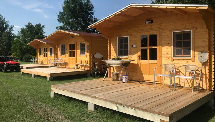 Edzőtábor, táborhelyszín - Dunaszeg Ifjúsági Tábor